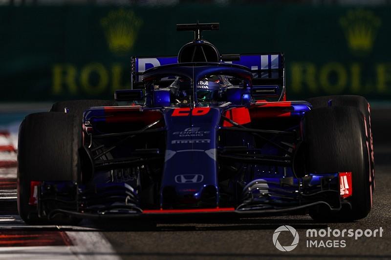Hartley: Formula 1'den başım dik ayrılıyorum