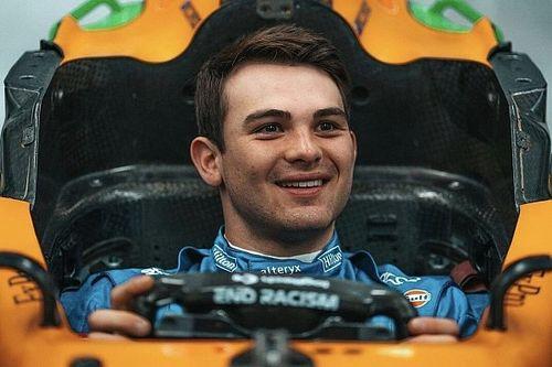 O'Ward, McLaren F1 testi için koltuk ayarı yaptırdı
