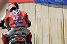 MotoGP Dovizioso fa mea culpa: