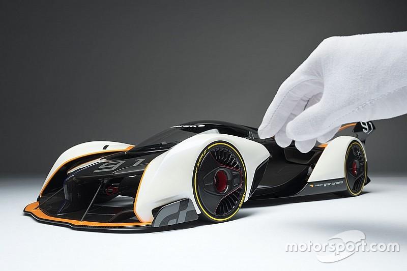 Avec Amalgam, la McLaren Ultimate Vision GT devient réalité
