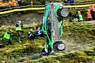 WRC WRC: ugratás után tetőre tették a Ford Fiestát
