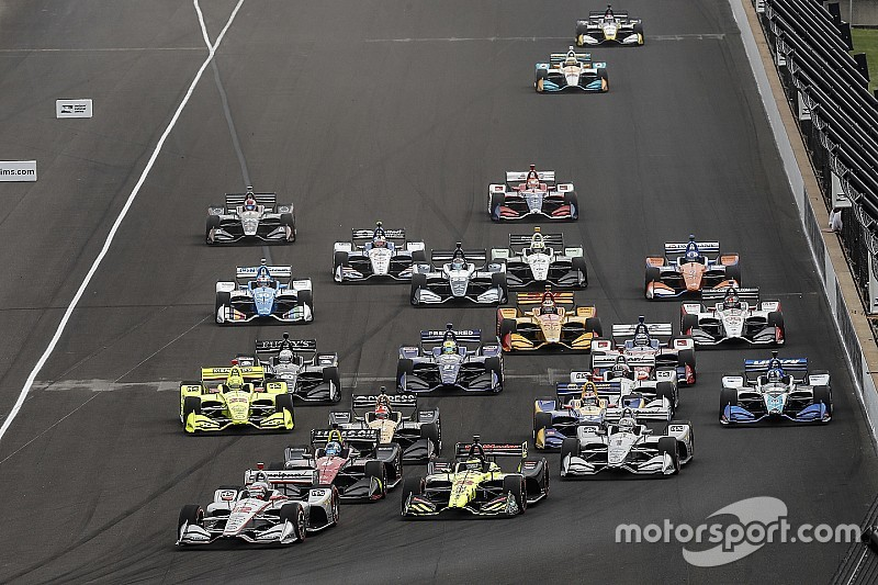 [NASCAR] 吉米·约翰逊:有机会试试IndyCar非椭圆分站也不错