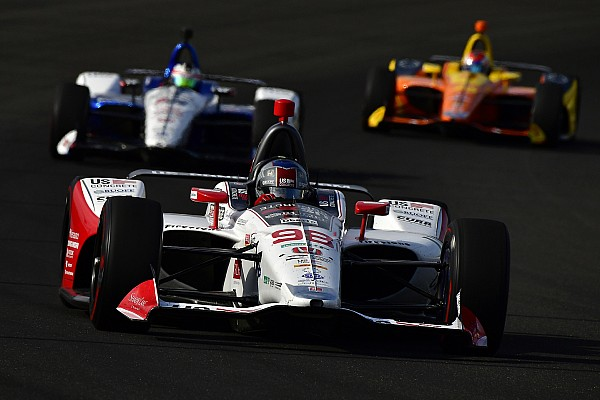 Indy 500: Andretti fastest halfway through Day 2