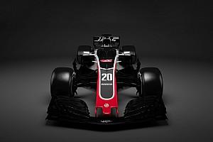 Haas sorprende y presenta su nuevo monoplaza