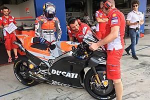 MotoGP Reaktion Dovizioso nach Thailand-Test happy: