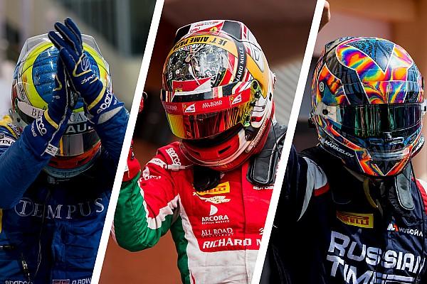 Top 10 - Les meilleurs pilotes F2 en 2017