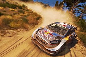 WRC Прямой эфир Прямой эфир: финал киберспортивного чемпионата WRC