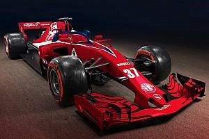 Fórmula 1 Top List VÍDEO: Veja o conceito da Alfa Romeo Sauber F1 Team