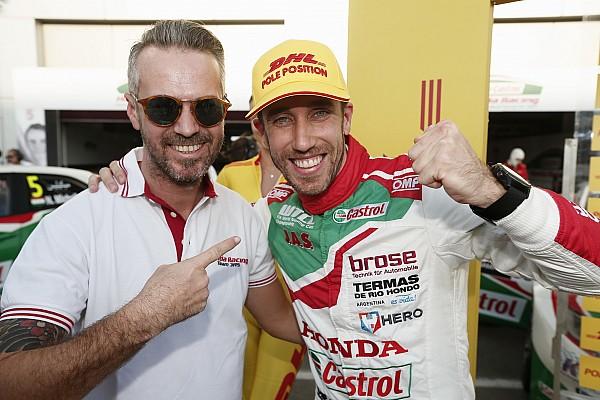 Monteiro et Guerrieri intègrent le programme WTCR de Honda