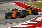 """F1 雷诺:为迈凯伦提供引擎能带来""""正面的压力"""""""