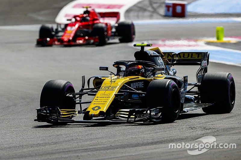 Renault feels it's