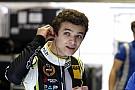FIA F2 Norris afronta un riesgo