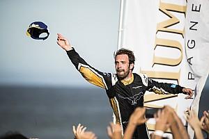 Formule E Résultats Championnats - Vergne prend son envol