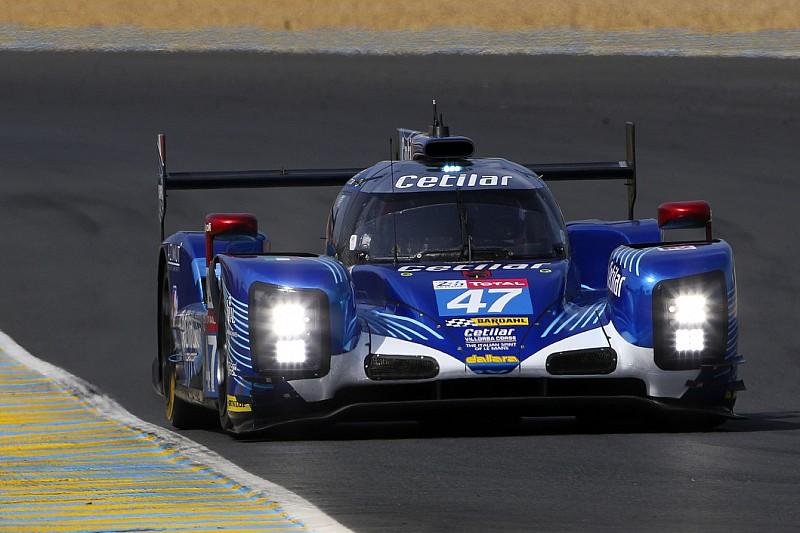 Il team Cetilar Villorba Corse pronto per correre la 24 Ore di Le Mans 2018 con Nasr, Sernagiotto e Lacorte
