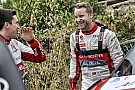 WRC Officiel - Østberg récolte le baquet Citroën de Meeke