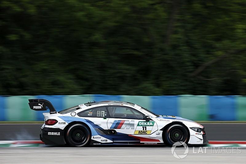 Mercedes громко провалила гонку в Венгрии, Виттман и BMW ее выиграли