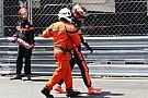 El error de Verstappen en Mónaco,