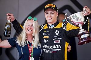 FIA F2 Отчет о гонке Маркелов выиграл в Монако после аварии лидеров на пит-лейне