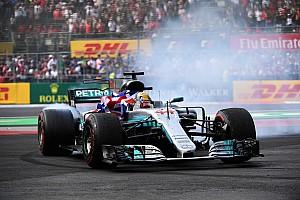 Formule 1 Diaporama GP du Mexique - Les 25 meilleures photos de la course
