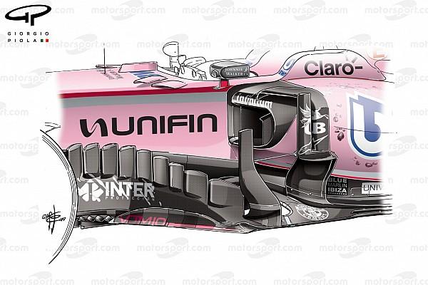 Comment Force India a lutté pour le podium au Mexique