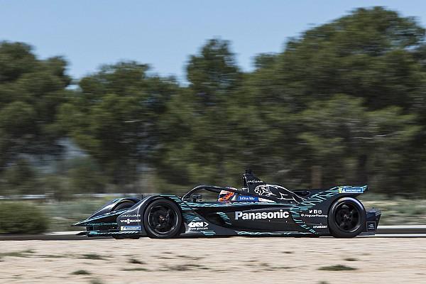 Formula E Son dakika Evans: Yeni araç prototip ve tek koltuklu aracın birleşimi gibi