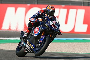 World Superbike Practice report WorldSBK Belanda: Van der Mark bawa Yamaha ke puncak