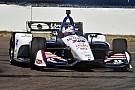 IndyCar En Long Beach lucirá el aerokit de IndyCar, dice Rahal