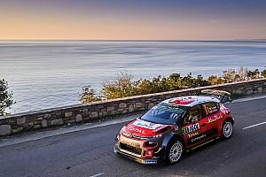 WRC Actualités Citroën