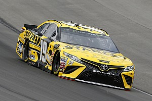 NASCAR Cup Practice report Daniel Suarez fastest in Saturday's first practice session
