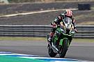 World Superbike Buriram WSBK: Rea edges Sykes in Friday practice