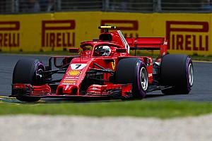 Raikkonen: Hamilton'la fark beklediğimizden daha fazla