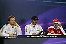 Australian GP: Post-qualifying press conference