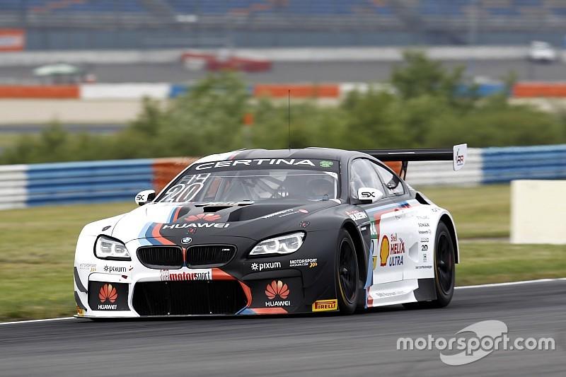 DTM-Fahrer Antonio Felix da Costa startet im GT-Masters