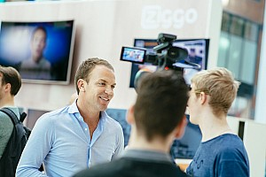 Formule 1 Interview Interview met Robert Doornbos: