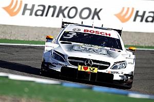 DTM Новость Ди Реста повредил машину о дренажный люк на «Хоккенхаймринге»