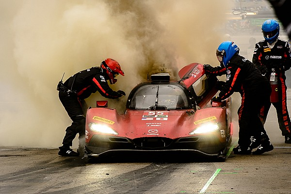 Mazda says lessons learned despite Daytona DNFs