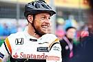Formula 1 Button, Suzuka 1000km'de yarışacağı kaskı tanıttı