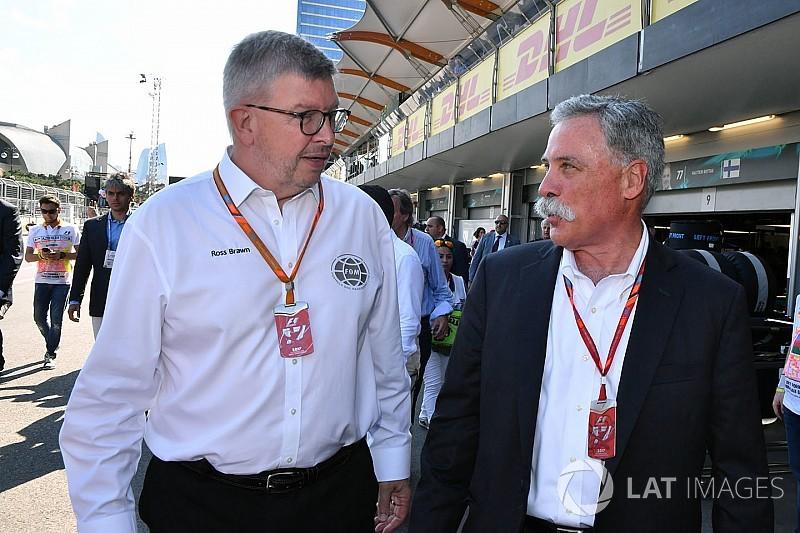 Formel-1-Zukunft: Liberty will Pläne in Bahrain präsentieren