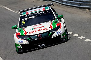 WTCC Race report Portugal WTCC: Michelisz scores first win of 2017