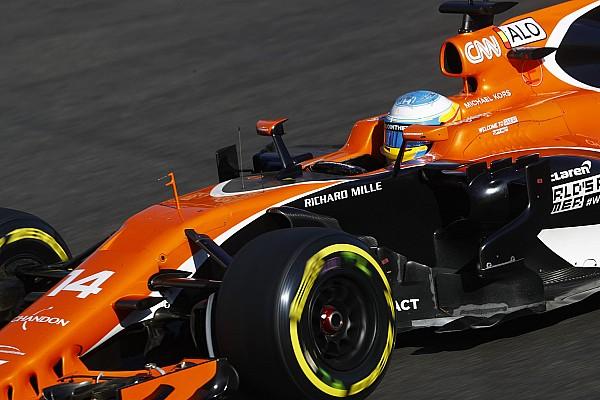 Forma-1 Interjú Mázli vagy sem, megvannak a McLaren első pontjai