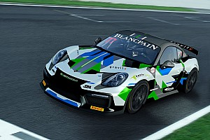 GT Breaking news Three Porsches for Craft-Bamboo Racing to contest Blancpain GT Series Asia