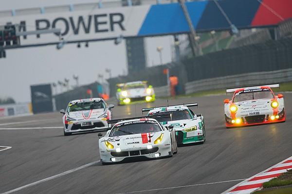 VLN: Der Schweizer Ferrari ist schon gut in Fahrt