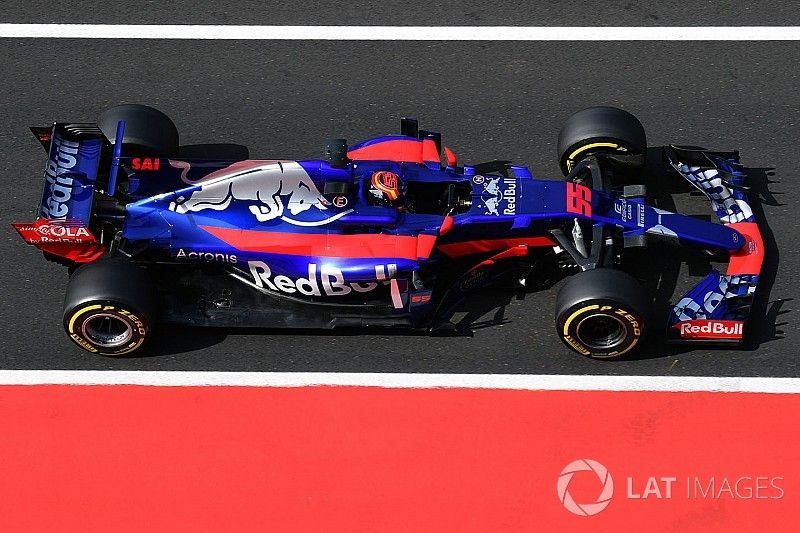 "Toro Rosso expecting ""problems"" at Spa and Monza"