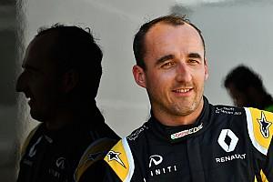 F1 Noticias de última hora Robert Kubica rompe con Renault y voltea a Sauber y Williams
