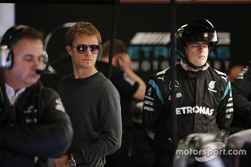 【F1】ロズベルグ「モータースポーツとの関わりを継続したい」