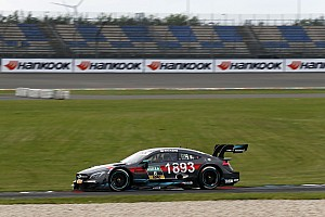 DTM Breaking news Lausitzring DTM: Wickens leads British trio in second qualifying