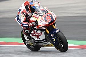 Moto2 Ultime notizie Jorge Navarro con Gresini in Moto2 anche per il 2018