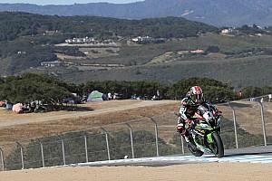 Superbike-WM Rennbericht Superbike-WM WorldSBK: Jonathan Rea gewinnt Lauf 2 in Laguna Seca