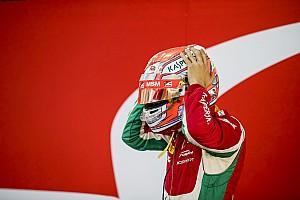 FIA F2 Noticias de última hora Fuoco pierde la primera fila en Bahrein