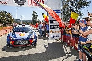 WRC Breaking news Rival teams fear Hyundai could dominate WRC like VW